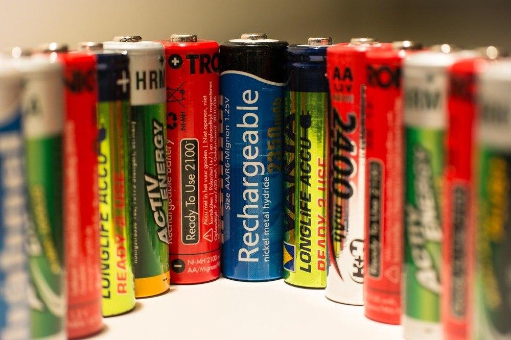 Batteriladdare för bekvämlighet och miljö