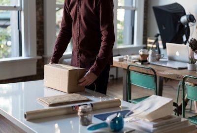 Det ska vara enkelt att skicka paket