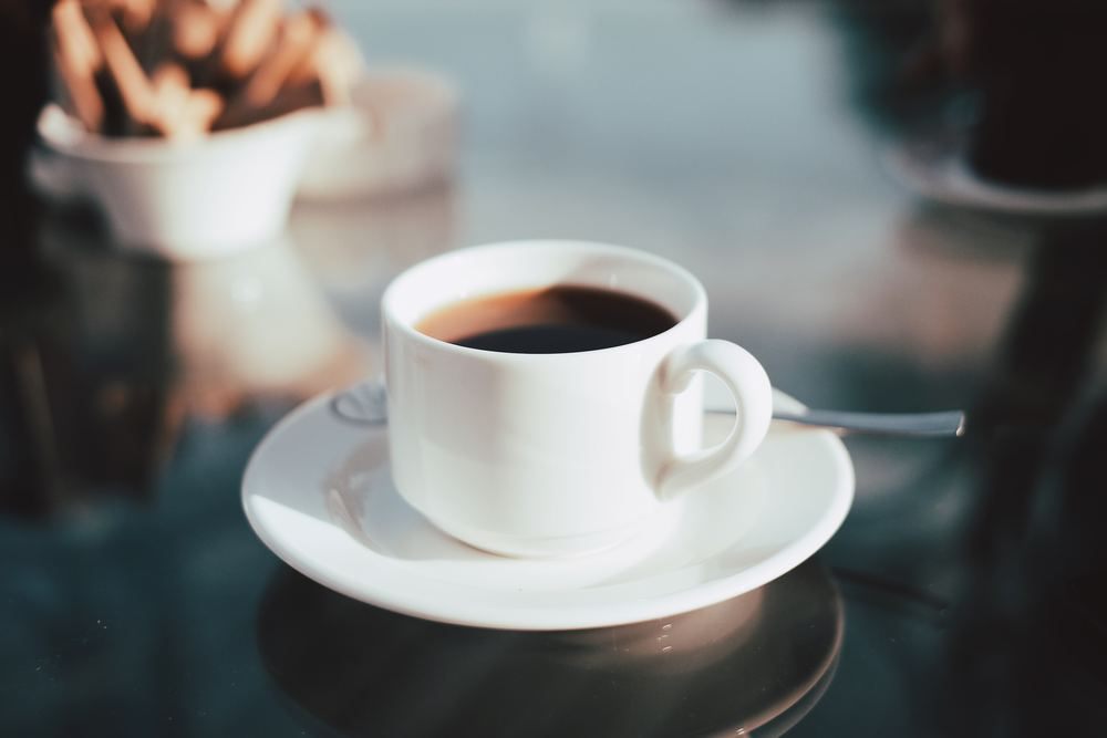Vill du komma till jobbet och kaffet är slut?